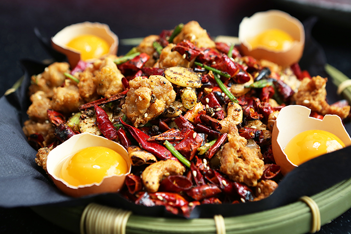 Lokkee Firecracker Chicken Nest