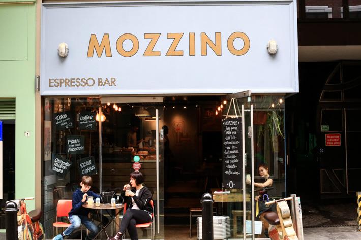 Mozzino Espresso Bar