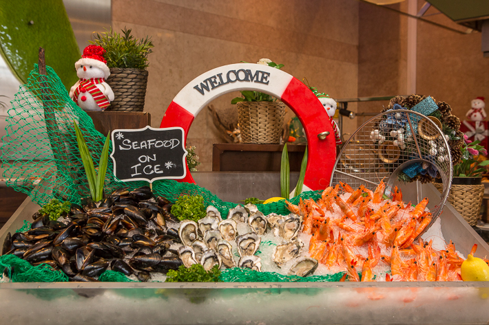 Novotel Clarke Quay Seafood On Ice