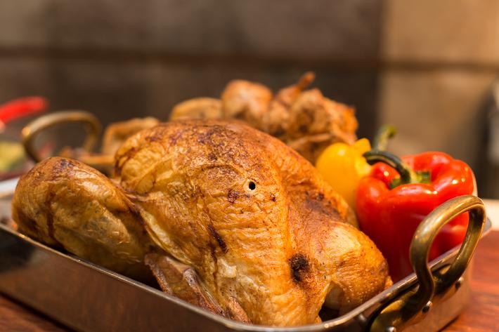 Ginger Parkroyal Turkey