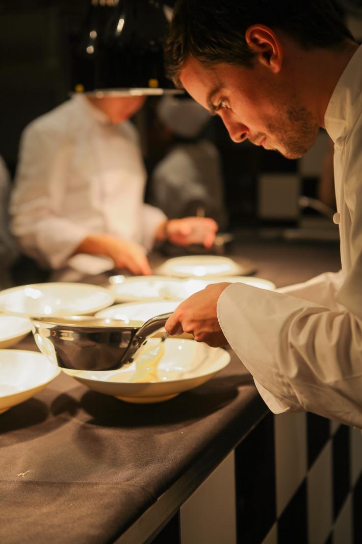 Bacchanalia Chef Vianney Massot