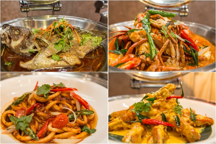 Novotel Clarke Quay Asian Delights