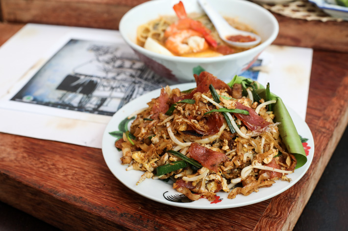 Pan Pacific Orchard Char Koay Teow