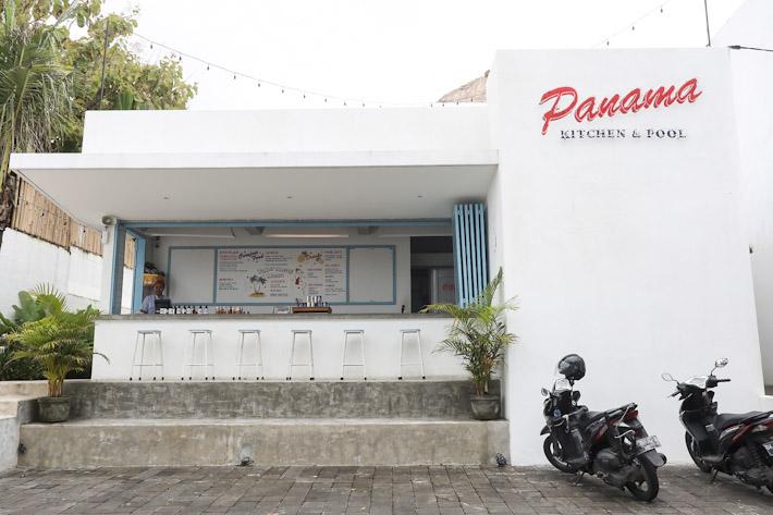 Panama Kitchen Pool Canggu