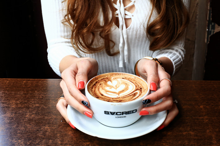 Sacred Cafe Coffee