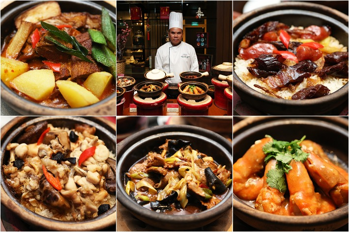 Si Chuan Dou Hua Claypot Dishes