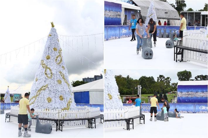 Skating Under The Stars Christmas Wonderland