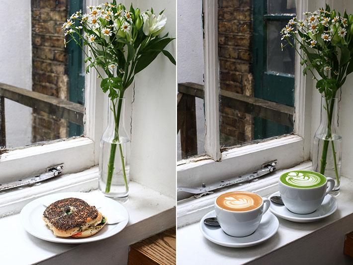 Store St Espresso Bagel Coffee