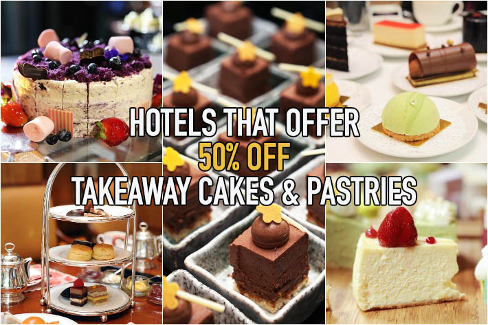 Takeaway Cakes Singapore
