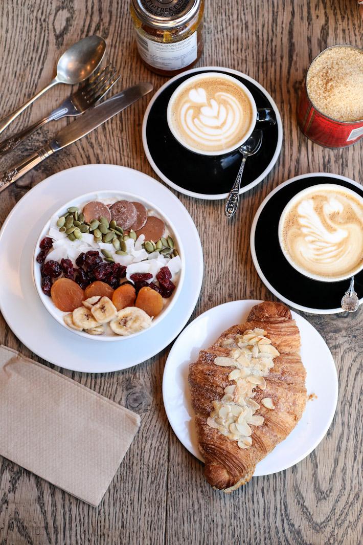 Tap Coffee Breakfast
