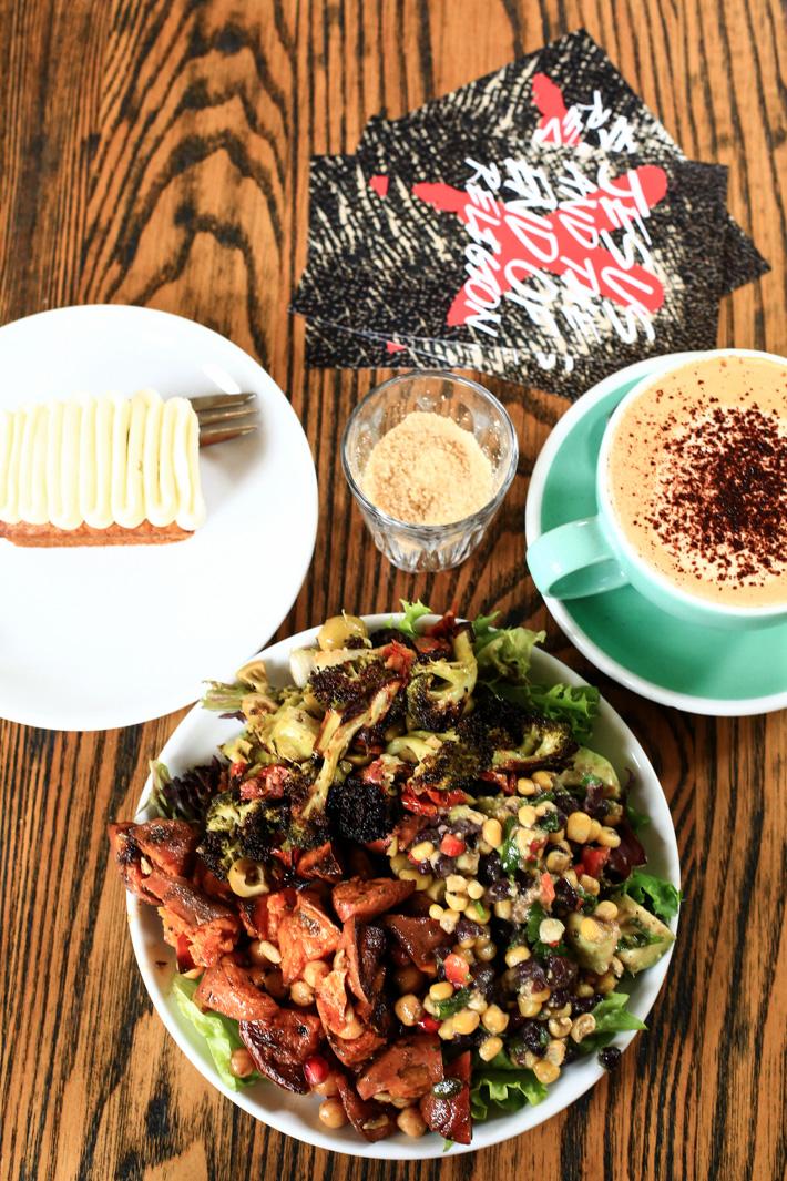 The Wren Salad