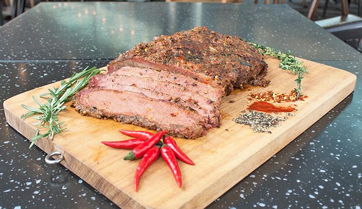 Carnivore Brazilian Churrascaria Spicy Beef Brisket