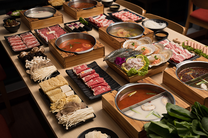 City Hot Pot Shabu Shabu