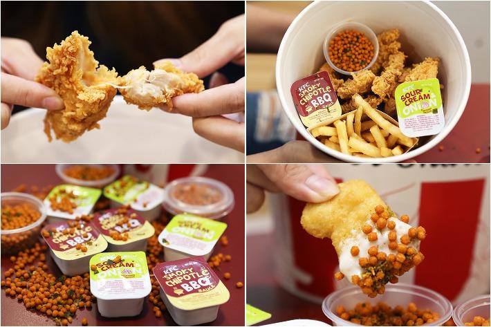 KFC Dip, Dunk N Share