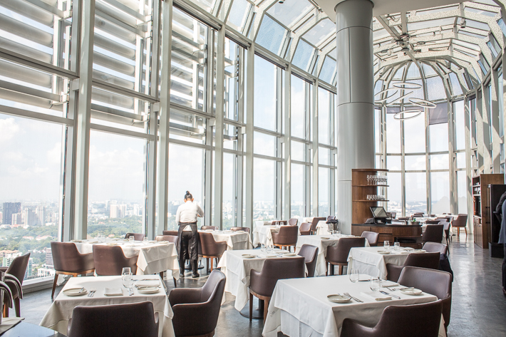 Salt Grill & Sky Bar Interior