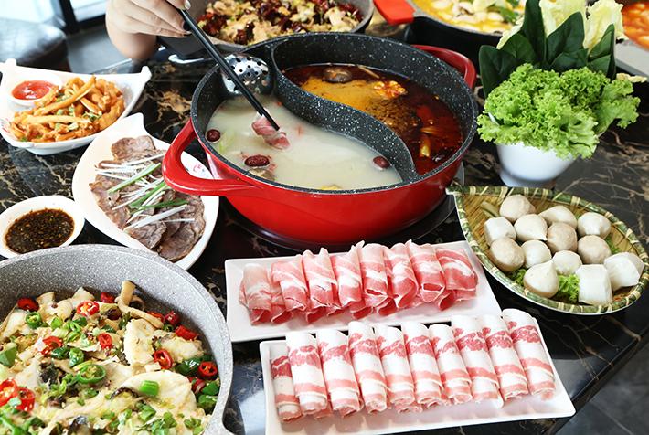 Qi Lai Feng Hot Pot