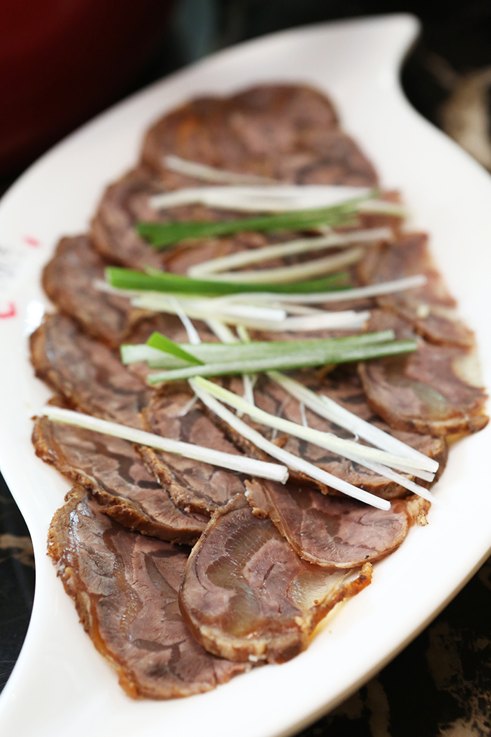 Qi Lai Feng Sliced Beef