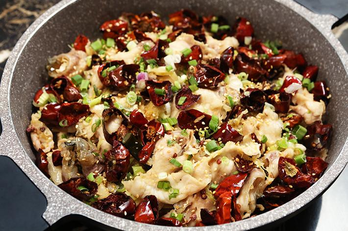 Qi Lai Feng Spicy Fragrant Q Fish Pot