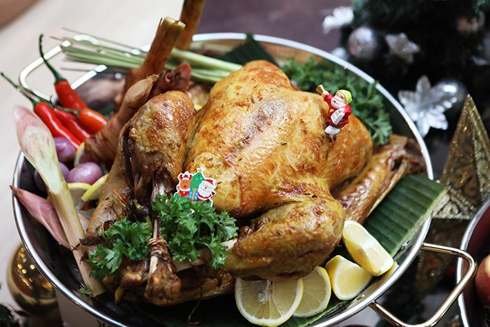 Spice Brasserie Peranakan Turkey