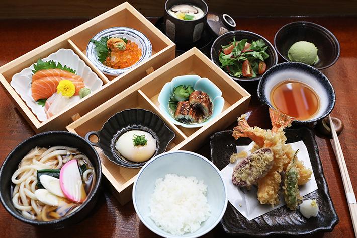 Sushi Jiro Keppel Bay Jiro Special Set