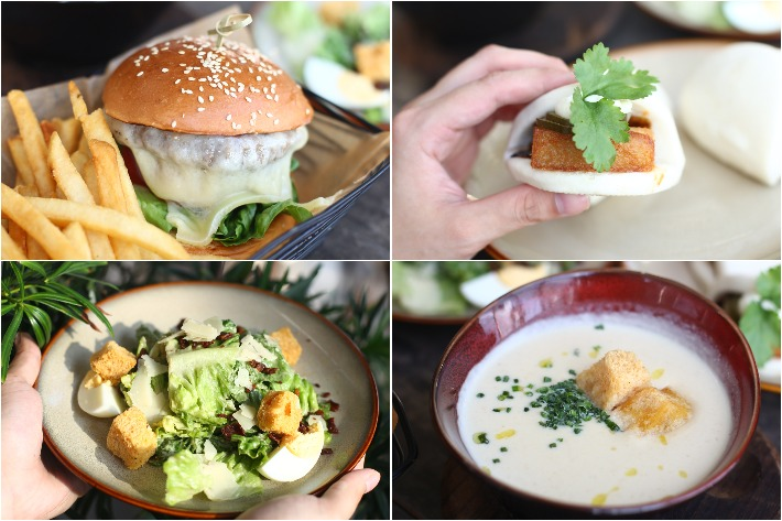 The Chophouse Collage