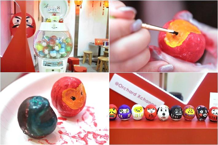 10. Inspiration Store Daruma Making