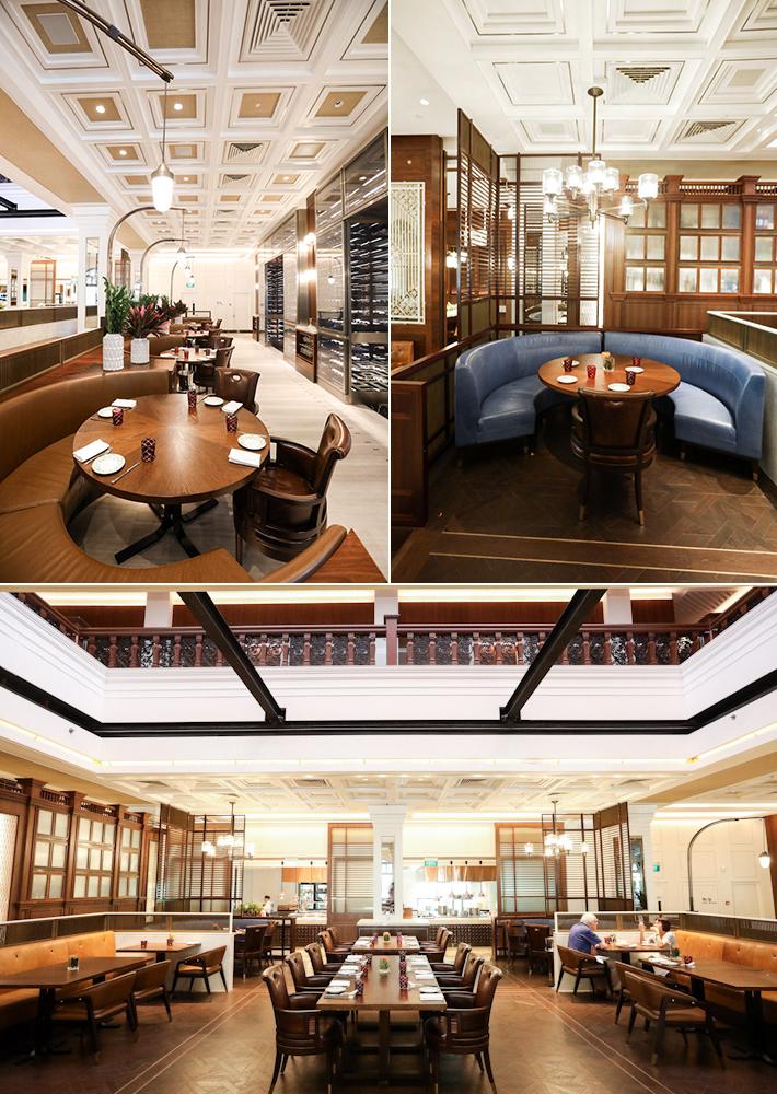 15 Stamford Singapore Interior