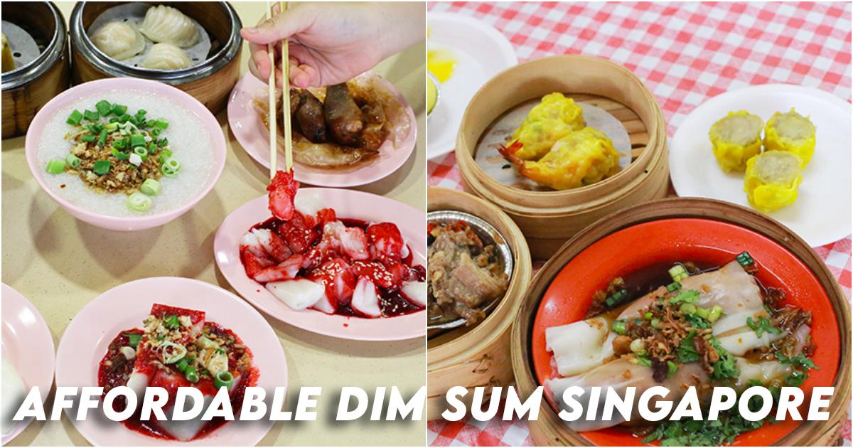 Affordable Dim Sum
