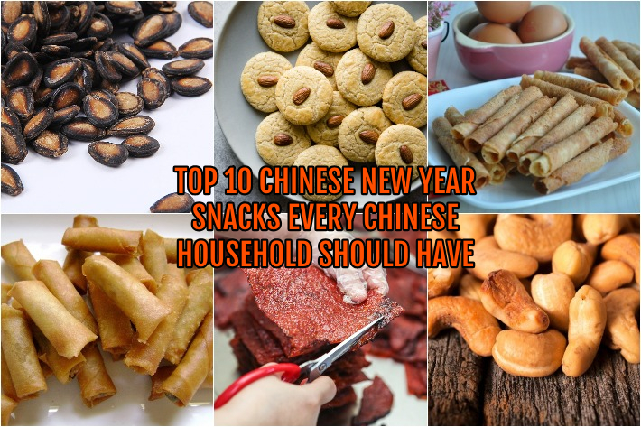 CNY Snacks Collage