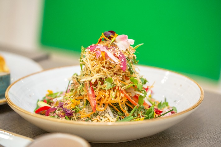 Duckland The Singapore Slaw