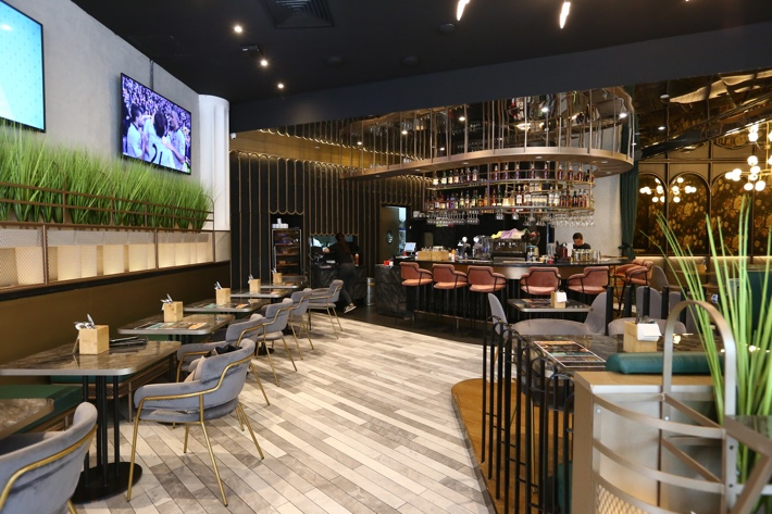 Frapas Bar Interior