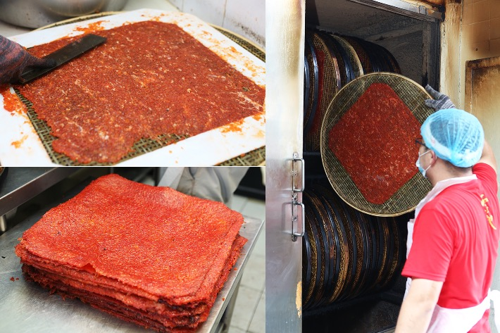 New Eastern Kim Tee Bak Kwa Cooking
