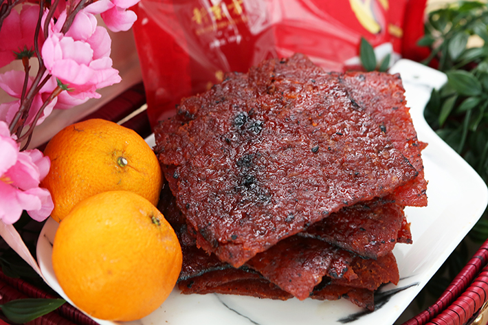New Eastern Kim Tee Bak Kwa Minced
