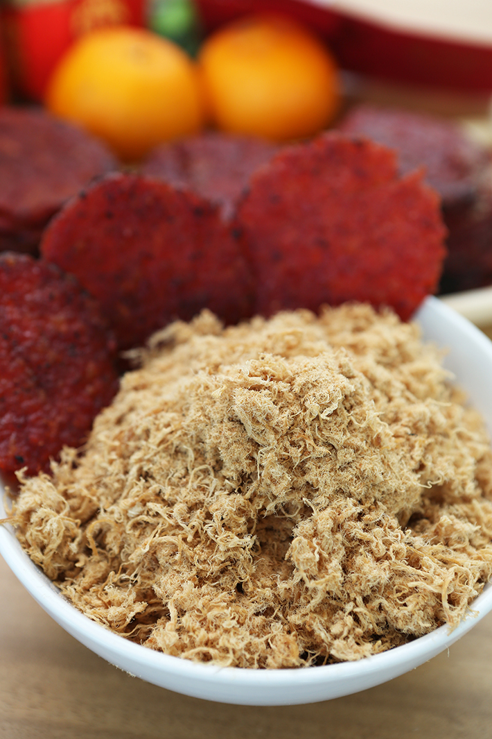 New Eastern Kim Tee Bak Kwa Soft Pork Floss