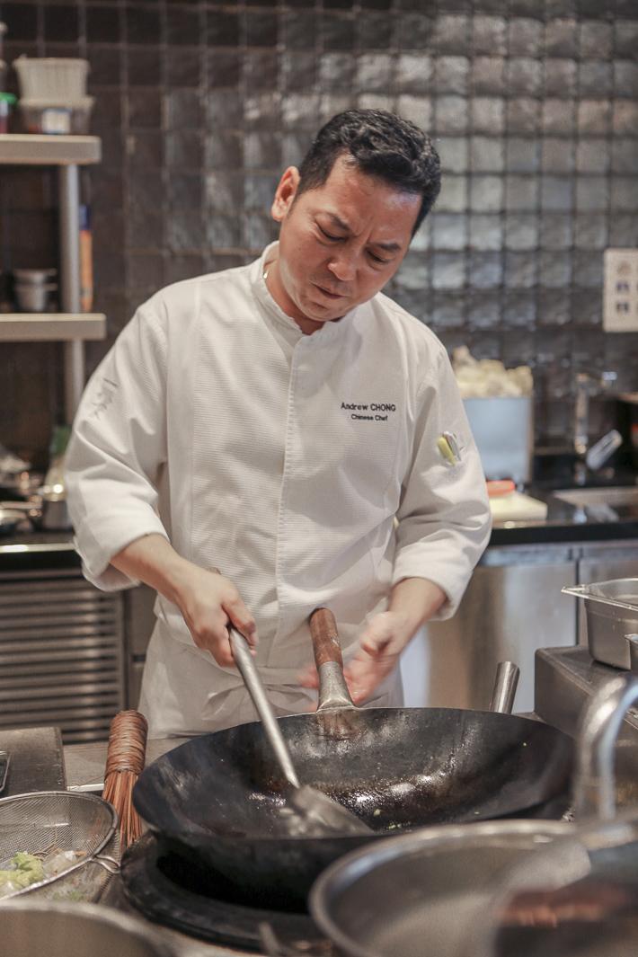 Racines Chef Andrew