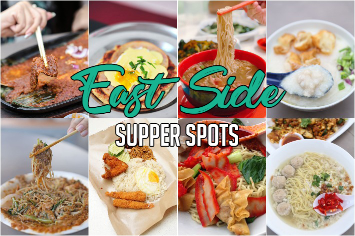 Supper Spots In The East