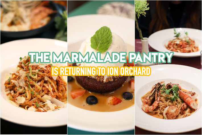The Marmalade Pantry Reopening 1