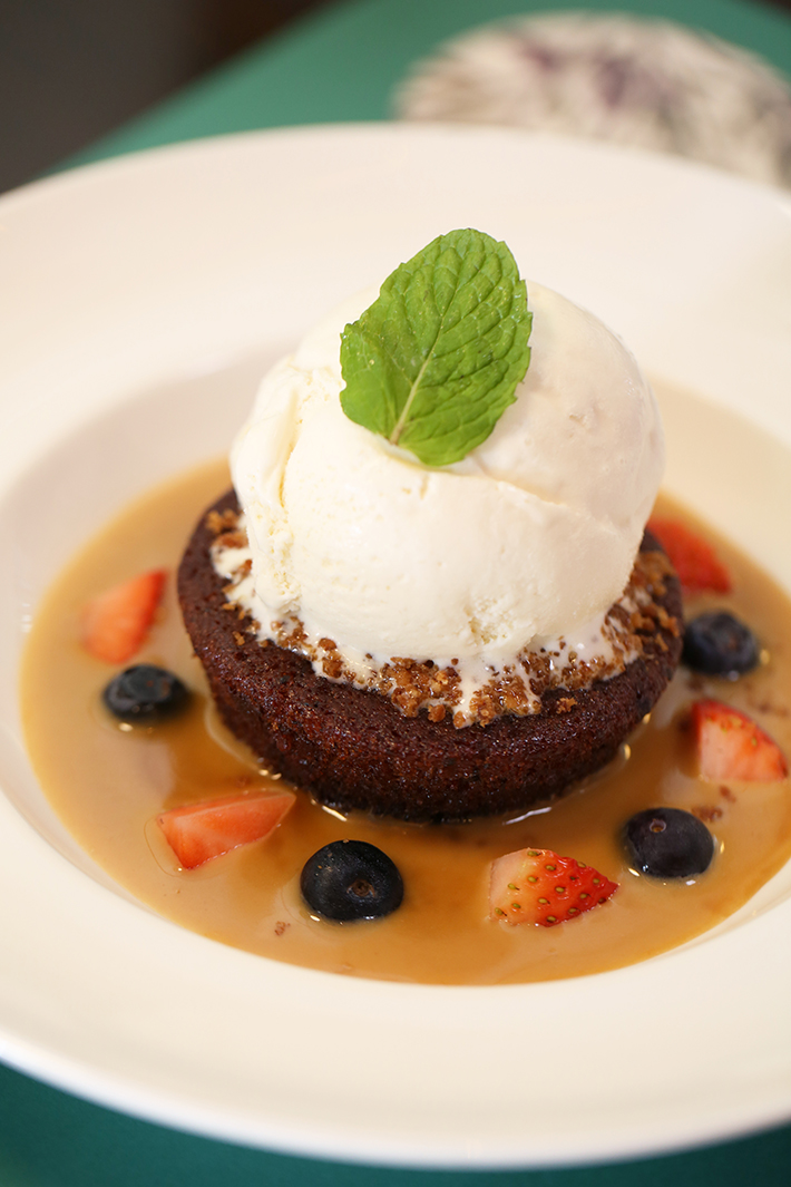 The Marmalade Pantry Sticky Toffee Pudding