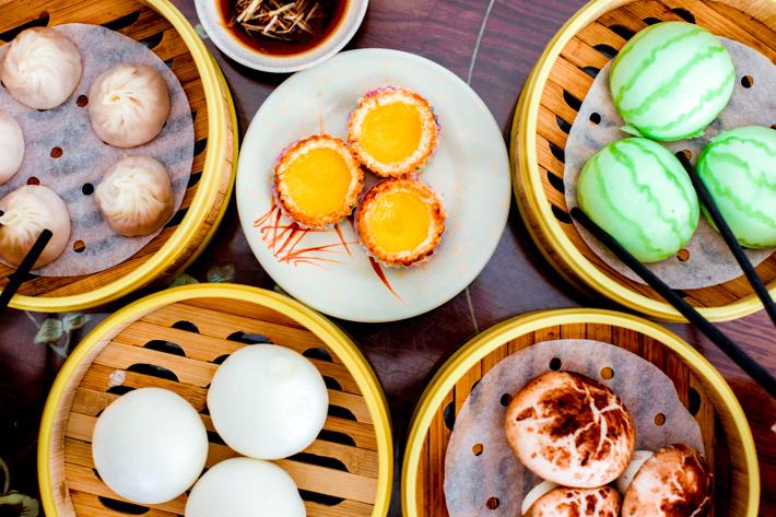 Zi Yean Bistro Dim Sum