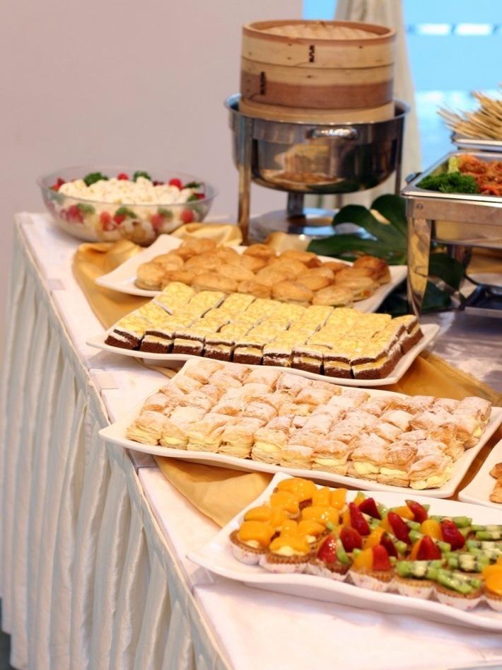 xin yi pin catering