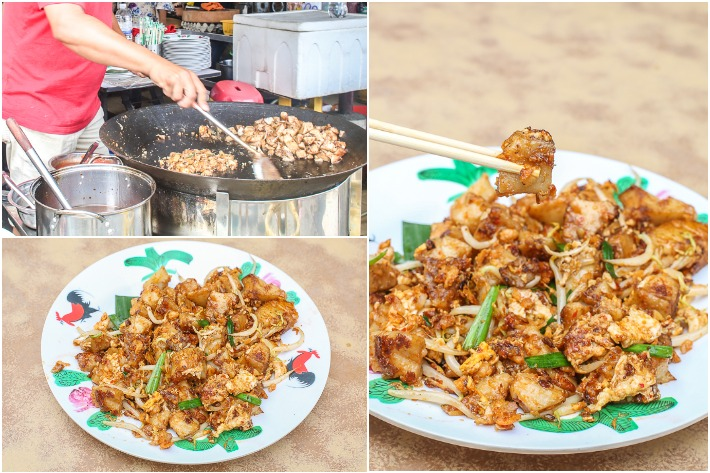 168 Penang Char Koay Kak Collage