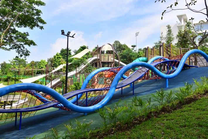 Admiralty Park playground