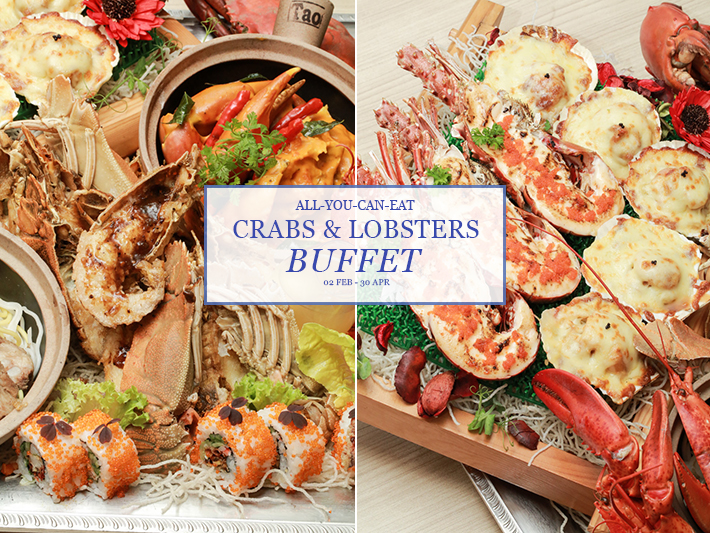 Crab & Lobster Buffet