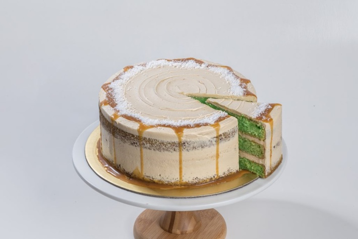 Creme Maison Ondeh Ondeh Cake