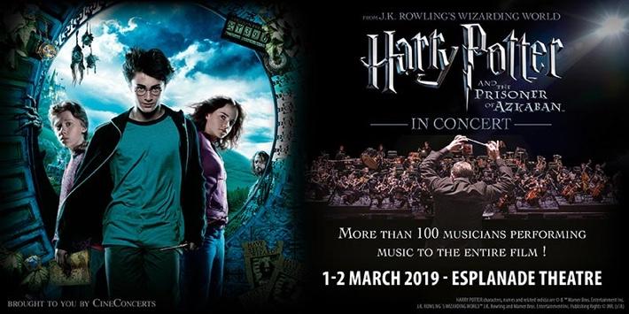 Harry Potter Prisoner of Azkaban Concert