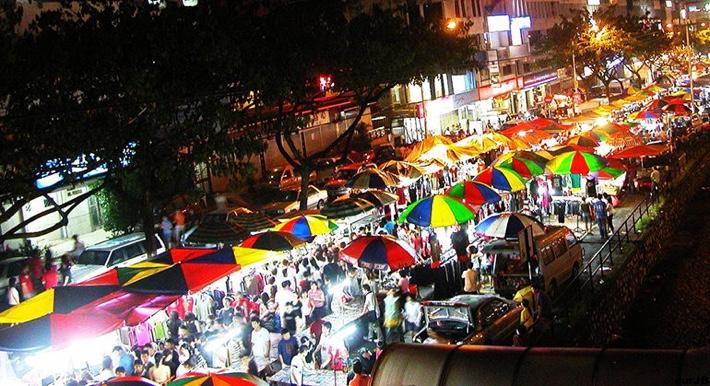 Johor Night Markets