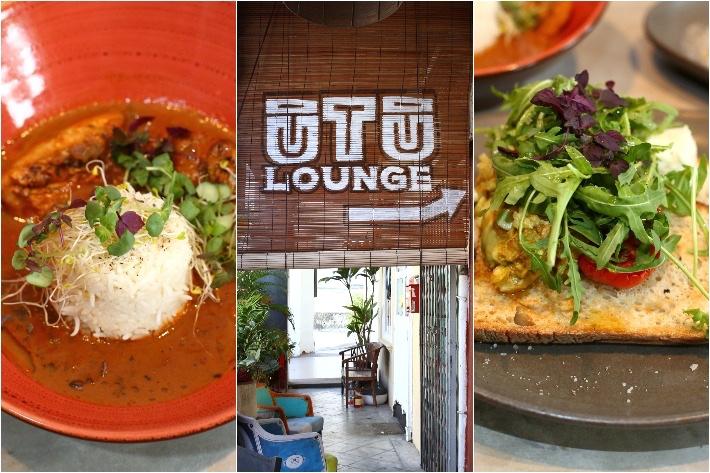 Kafe Utu Collage