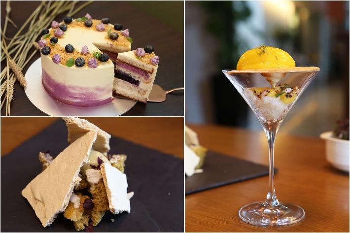 Masterchef Finalist Gen Lee Desserts