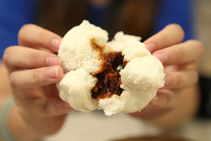 Red Star Char Siew Bao