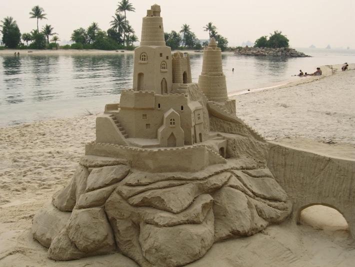 Sandcastles Sentosa